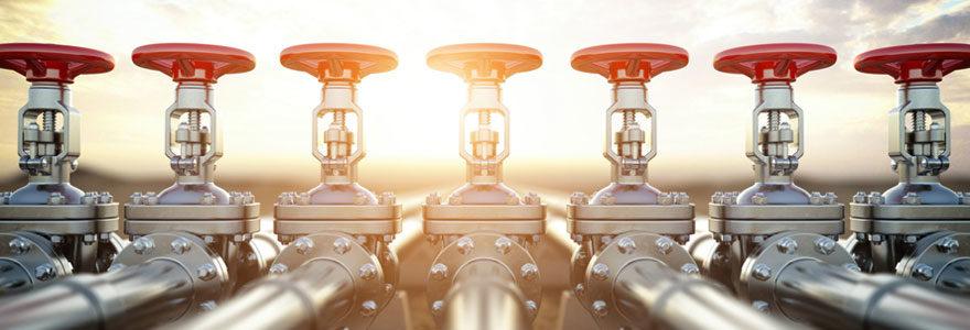 Choix de robinetterie industrielle
