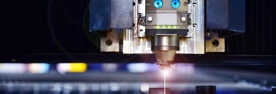 Industrialisation laser