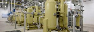 air comprimé industriel